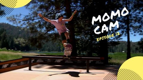 Momo Cam Episode 12: YMCA SKate Camp Girls Week 2016 | Girls Skate Network