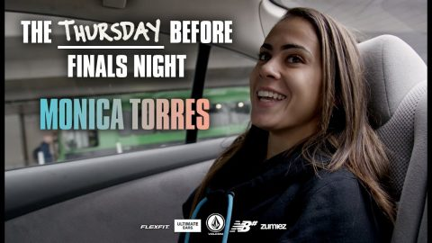 Monica Torres: Countdown To Finals Night | WBATB | The Berrics