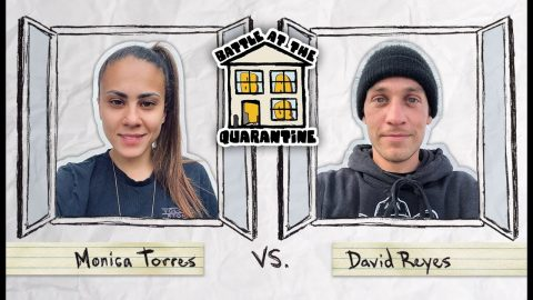 Monica Torres Vs. David Reyes | BATQ | The Berrics