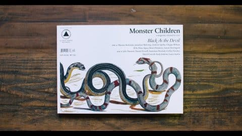 Monster Children Presents Issue 55 - Monster Children