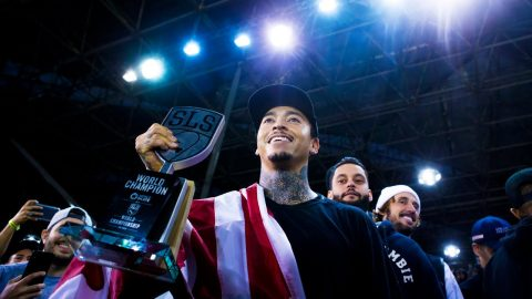 Monster Energy Street League Skateboarding São Paulo Super Crown | Monster Energy