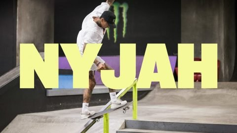 Monster Mentality - Nyjah Huston | Monster Energy