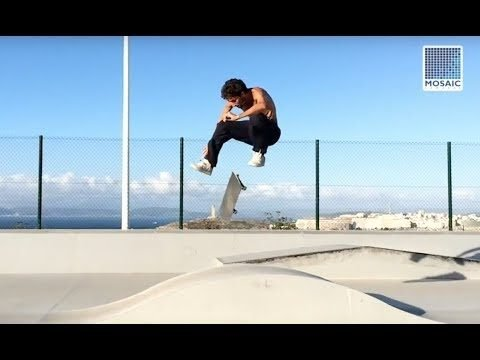 "Mosaic Bearings presents ""Javier Sarmiento - iTapes"" - Mosaic Bearings"