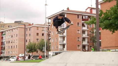 Mosaic's 'Basque Vacations' | Freeskatemag
