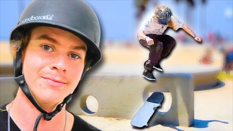 MOST CREATIVE SKATEBOARDING OF ANDY ANDERSON! | Braille Skateboarding