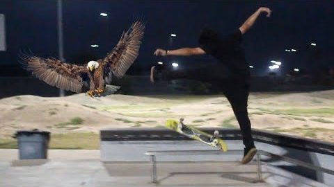 MOST Spread Eagle 360 FLIP Challenge | MAJER Crew