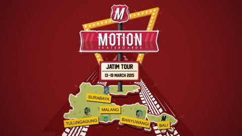 Motion Jatim Tour 2015 | MotionSk8