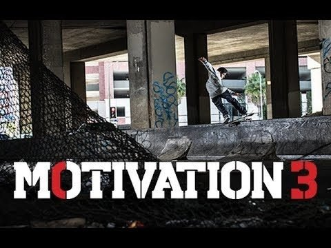 Motivation 3: The Next Generation - Zion Wright, Eric Koston, Nyjah Huston - Trailer - Echoboom Sports