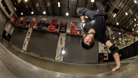 Moto Shibata at the Vans Combi Pool | Monster Energy | Monster Energy
