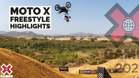 MOTO X FREESTYLE: HIGHLIGHTS | X Games 2021 | X Games