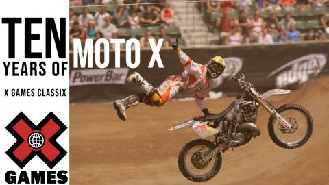 MOTO X: THE FIRST TEN YEARS | World of X Games | X Games