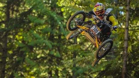 Mountain Biking on Four Wheels is Faster Than Two | The Stacy Kohut Story - Red Bull