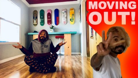 MOVING OUT OF MY HOUSE! | MannysWorld