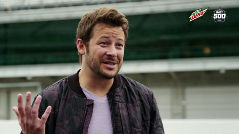 MTN DEW Green Means Go with Marco Andretti | Mountain Dew