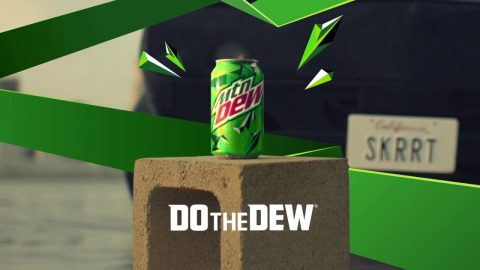 MTN Dew x 'Skrrt with Offset' | Quibi @ CES | Mountain Dew