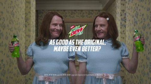 MTN DEW Zero Sugar: Nothing Scary Here | Mountain Dew
