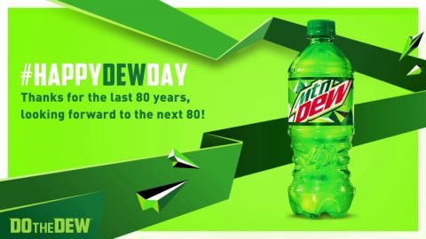 MTN DEW's 80th Birthday Celebration | Mountain Dew