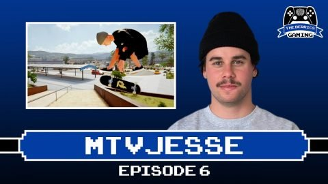 MTVJESSE Plays S.K.A.T.E. On Skater XL | Berrics Gaming #6 | The Berrics