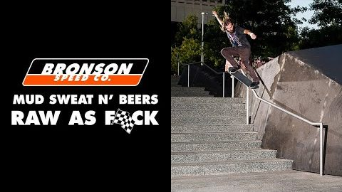 MUD SWEAT N' BEERS: RAW AF! Townley, Clint, & Zavala's Cross Country Excursion | Bronson Speed Co. | Bronson Speed Co.
