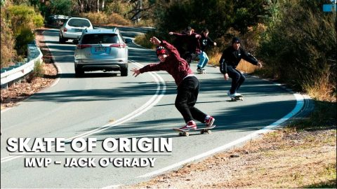 MVP - Jack O'Grady  |  2019 Red Bull SKATE OF ORIGIN | Red Bull Skateboarding