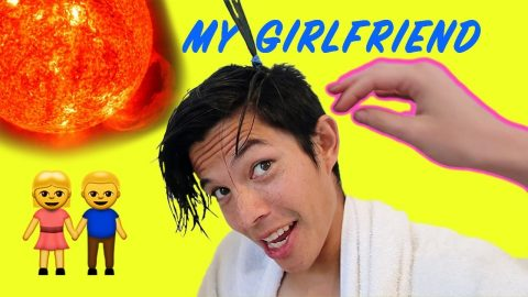 MY GIRLFRIEND DYES MY SOLAR FLARE | Chris Chann