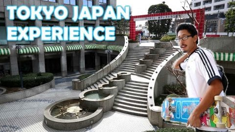 MY JAPAN EXPERIENCE CHANGED MY LIFE! - Luis Mora