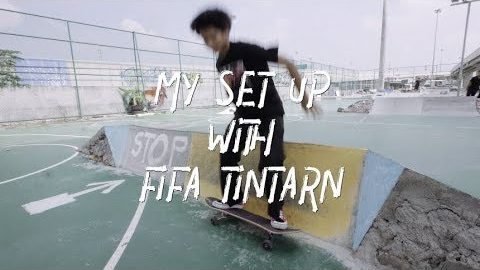 My set up with Fifa Tintarn | Preduce Skateboards | preduce skateboards