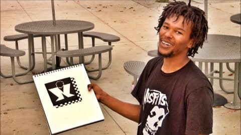 NA-KEL SMITH RAW & UNCUT X-GAMES REAL STREET - Davonte Jolly