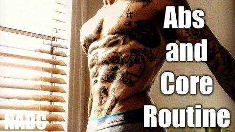 NADC ABS and CORE Routine | Neen Williams