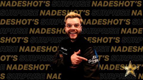 Nadeshot | Surprise Jacket Unboxing | Rockstar Energy