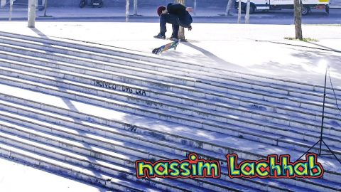 "Nassim Lachhab ""i AM blind"" Part 