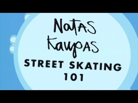 "Natas Kaupas: ""Street Skating 101"" - Adventure Sports Network"