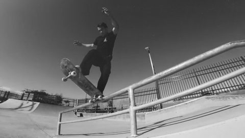 Nate Greenwood & Justin Damer - Park Killer - The Berrics