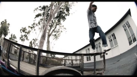 Nate Greenwood Mobbin' Around San Diego | Mob Grip
