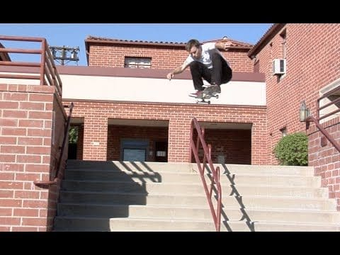 Nate Greenwood Over The Top Raw Uncut - E. Clavel