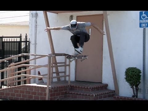 Nate Greenwood Raw Footage - E. Clavel