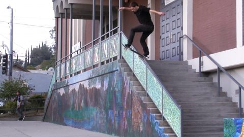 "Nate Greenwood's ""Raw Ams"" Part - ThrasherMagazine"
