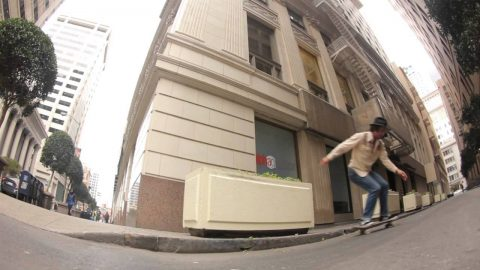 NATHAN PORTER feat. SNACK and THE BOYS | Snack Skateboards