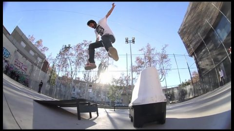 NB# FreeSkateJam '17 con Al Carrer Skate Shop (Barcelona) - elpatincom
