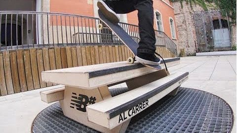 NB# Picnic Session en Barcelona | Al Carrer Skate Shop | elpatincom