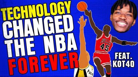 NBA Training Routines: How One Technology Changed Basketball ft. KOT4Q | Stance