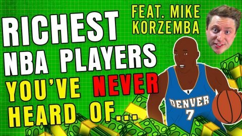 NBA's Richest Players Nobody Knew Existed feat. Mike Korzemba | Stance