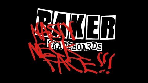 Neck Face x Baker Skateboards Series - BAKER SKATEBOARDS