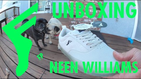 Neen Williams FP Footwear Unboxing | Joey Brezinski