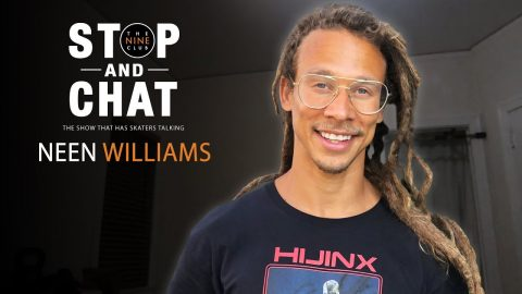 Neen Williams - Stop And Chat | The Nine Club With Chris Roberts | The Nine Club