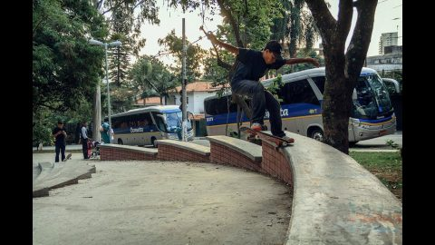 Neighborhood Team Brasil - CemporcentoSKATE