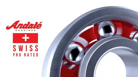 New Andale Swiss Pro Rated Bearings | Andale Bearings | Andale Bearings
