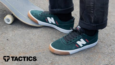 New Balance 306 Jamie Foy Skate Shoes Wear Test Review - Tactics | Tactics Boardshop