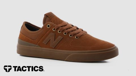 New Balance 379 Skate Shoes Review | Tactics Boardshop