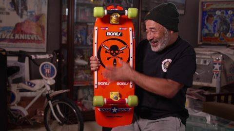 NEW DEAL x CAB Artist Edition Full Interview  - Steve Caballero | New Deal Skateboards
